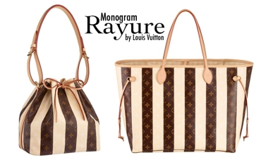 Louis Vuitton Monogram Rayure