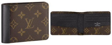 The Monogram Macassar Gasper Wallet