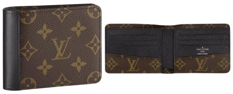 The Monogram Macassar Gasper Wallet