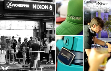 Vonzipper & Nixon Store Launch 01