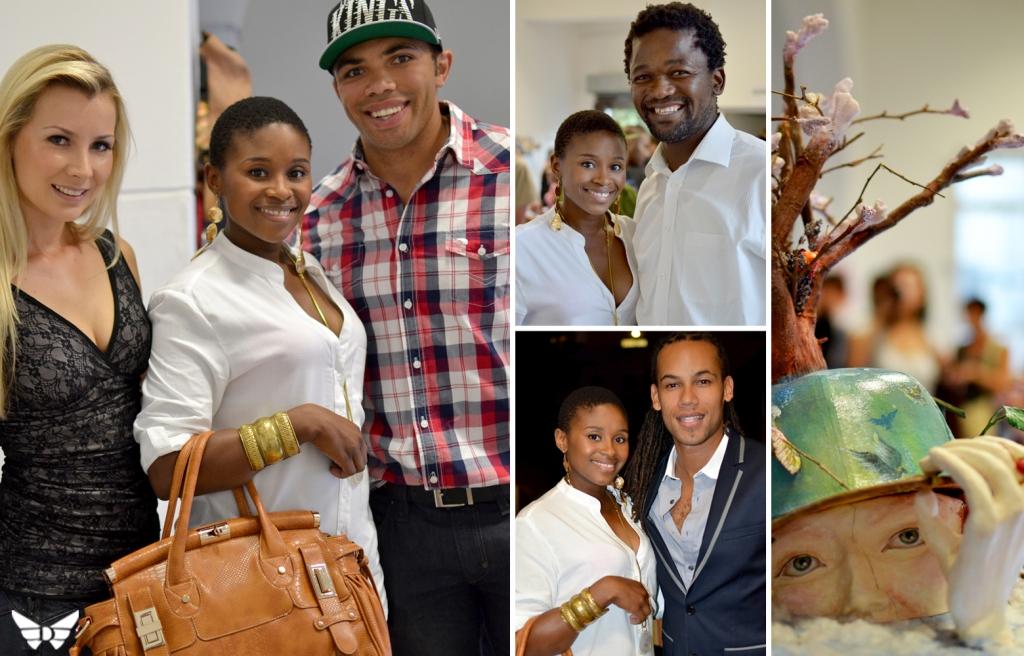 Ayanda Tini, Bryan Habana, Africa Melane - NewEra