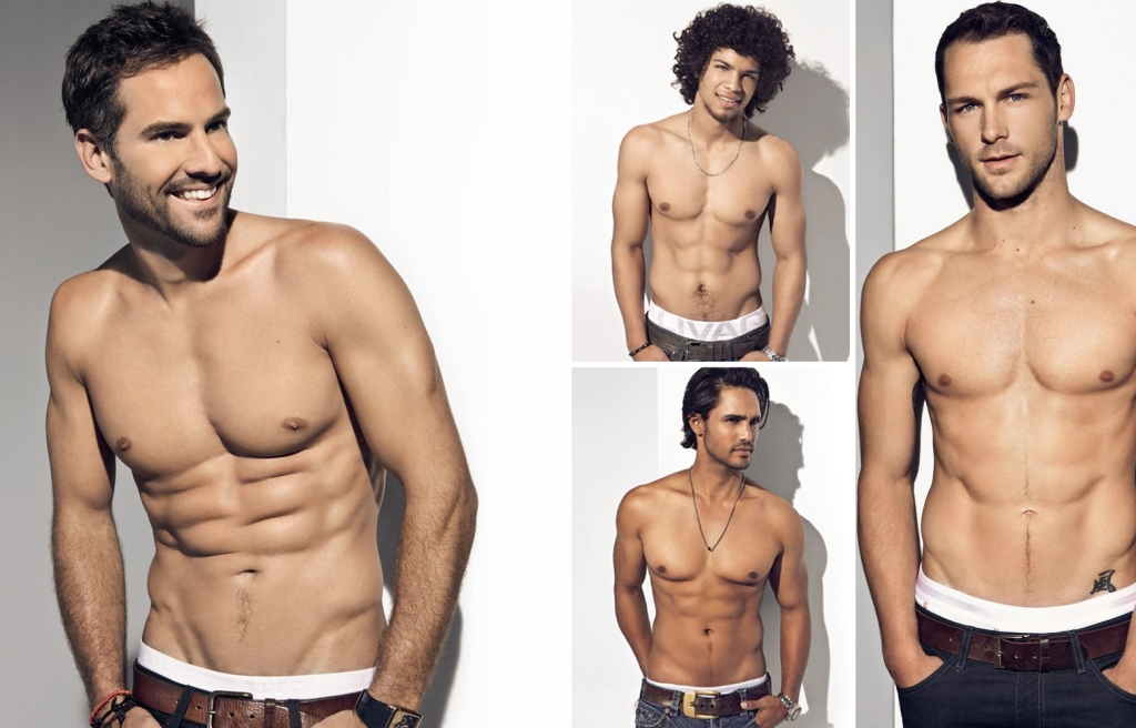 Cosmo's Sexiest SA Man 2012