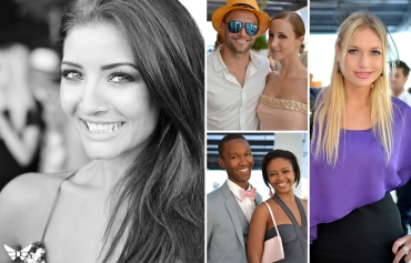 Veuve Clicquot Polo -Jeannie D, Ryan Botha, Gina Goldsmith, Katlego Maboe, Roxy Louw