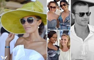 Veuve Clicquot Polo - Jo-Ann Strauss, Elana Afrika, Natalie Becker, Ryk Neethling