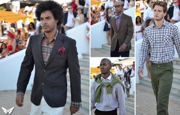 Viyella Fashion Show