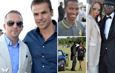5 Nations Polo, Ryk Neethling, Katlego Maboe, Warrick Gautier