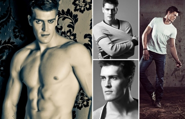 Mr South Africa 2012 Finalist, Lourens van der Merwe