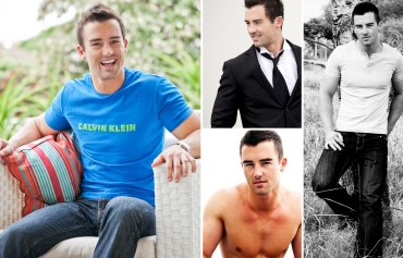 Mr South Africa 2012 Finalist, William Heydenrych