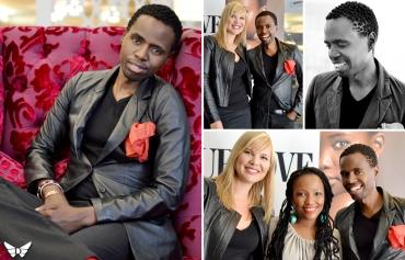 Elizabeth Arden, True Love Magazine, Nthato Mashishi, Melissa van Zyl