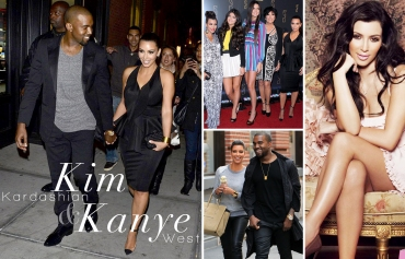 Kim Kardashian, Kourtney Kardashian, Kylie Jenner, Kendall Jenner, Kris Jenner, Kanye West, Scott Disick, RYU Restaurant