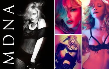 Madonna, MDNA, Mert Alas and Marcus Piggott