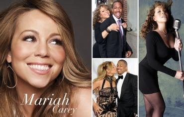 Mariah Carey, Nick Cannon, Dem Babies, Monroe Cannon, Moroccan Scott Cannon