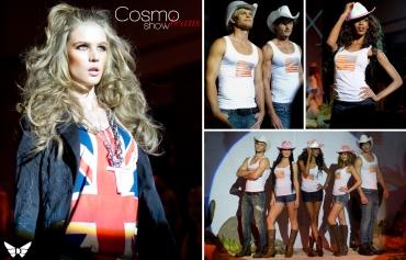 Cosmopolitan Magazine Jeans Fashion Show 2012 - Fashion