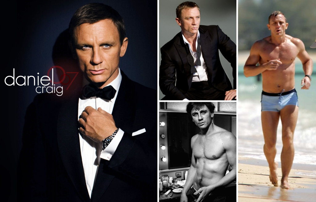 Daniel Craig - James Bond Skyfall