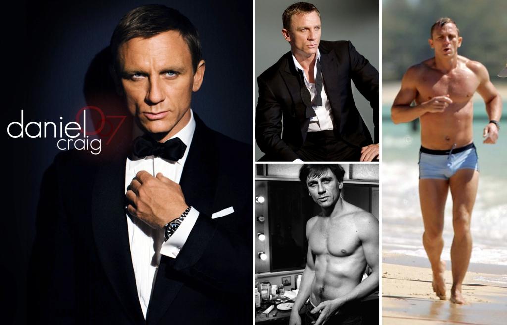 Daniel Craig - James Bond Skyfall