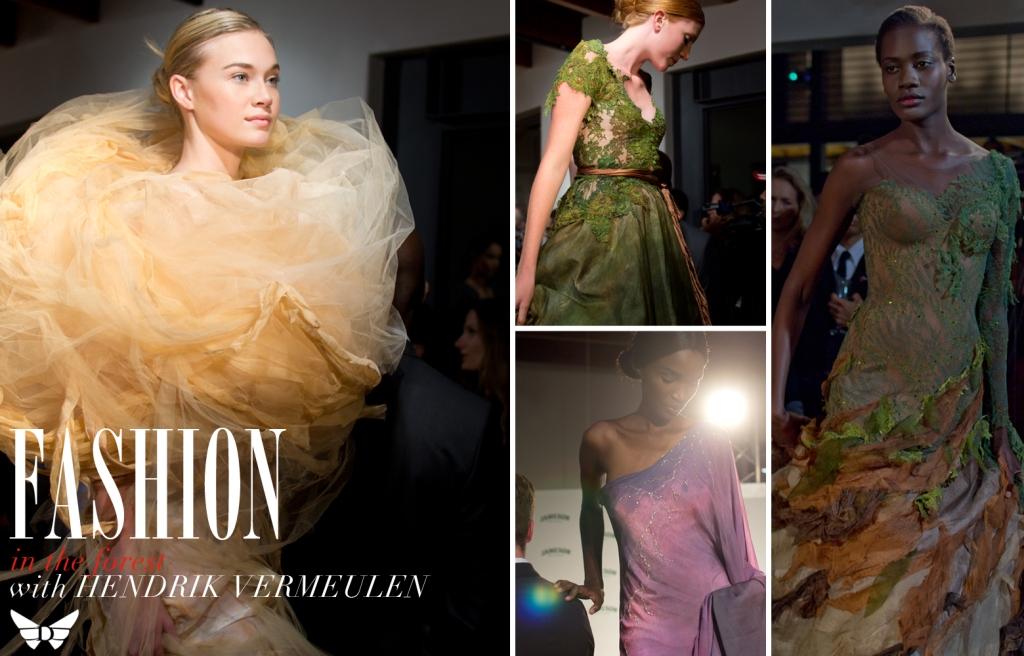 Fashion In The Forest, Hendrik Vermeulen