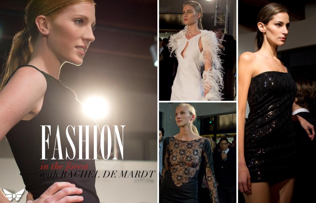 Fashion In The Forest, Rachel de Mardt