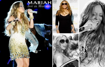 Mariah Carey - Mawazine Festival in Rabat, Morocco