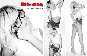 Rihanna, Terry Richardson