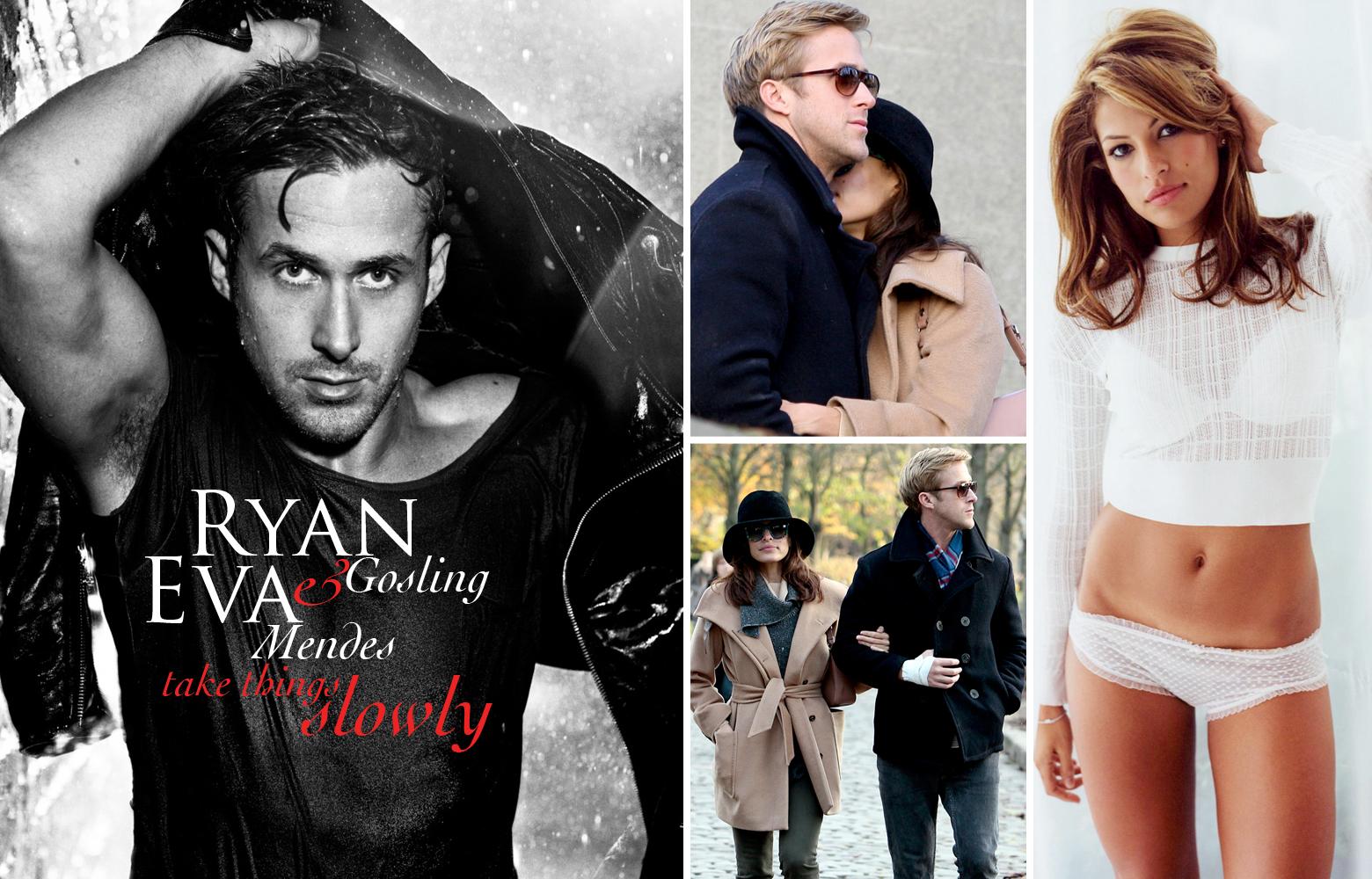 Ryan Gosling et Eva Mendes se sont rencontrés sur le tournage de The ...
