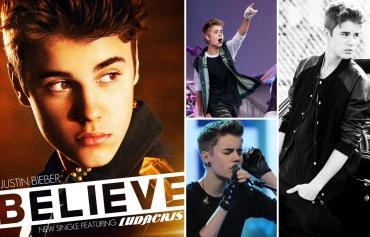 Justin Bieber, Ludacris, Around The World, Believe