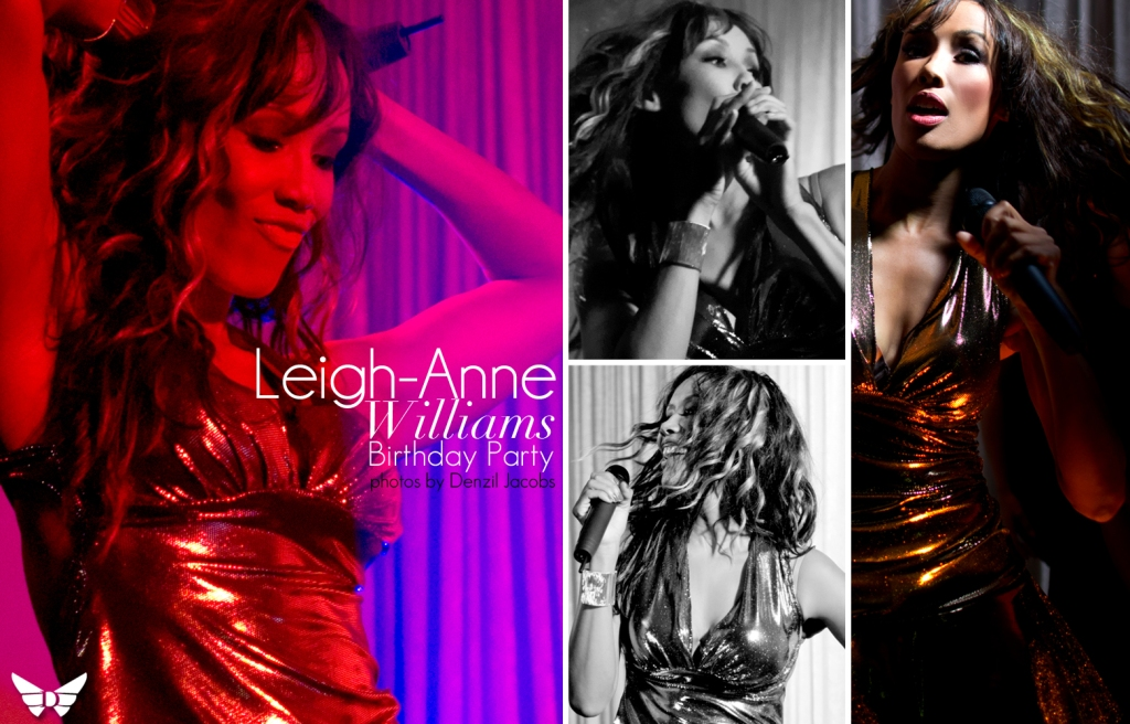 Leigh-Anne Williams Birthday Party