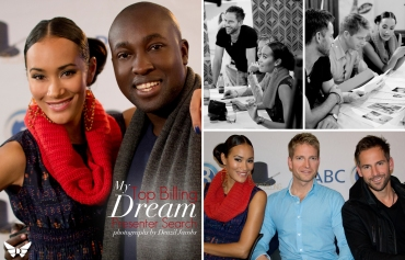 My Top Billing Presenter Search 2012 - Jo-Ann Strauss, Janez Vermeiren, Simba Mhere