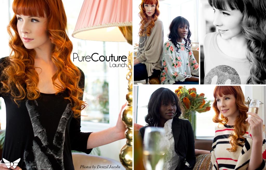 PureCouture Launch