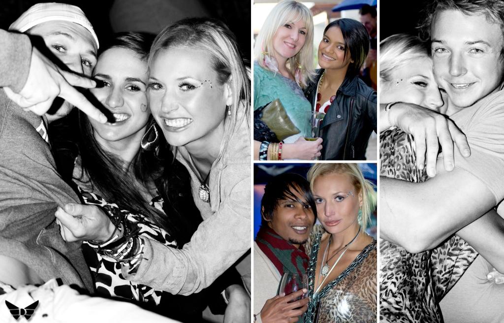 Roxy Louw 25th Birthday, Robbie Louw, Denver Burns, Danine Naidoo, Jasna Zellerhoff, Denzil Jacobs