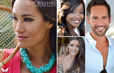 Top Billing, Jo-Ann Strauss, Jeannie D, Lorna Maseko, Janez Vermeiren, Presenter Search