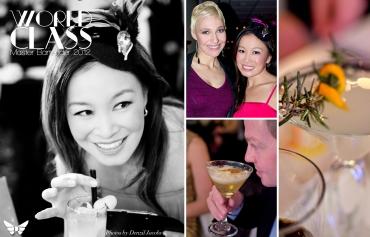 World Class Master Bartender 2012 - Jennifer Su, Liezel van der Weshuizen