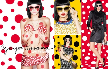 Louis Vuitton Yayoi Kusama Limited Edition Collection 2012