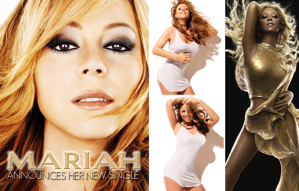 Mariah Carey Announces New Single 2012 - Triumphant (Get Em)