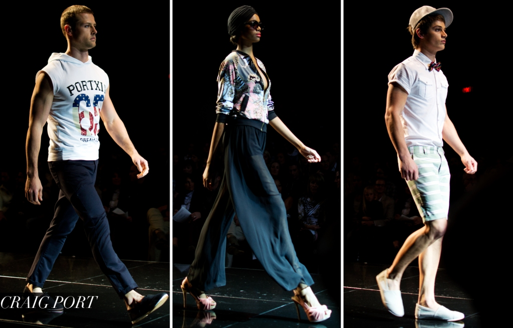 MBFWCT Fashion Week Cape Town - Craig Port (Denzil Jacobs)