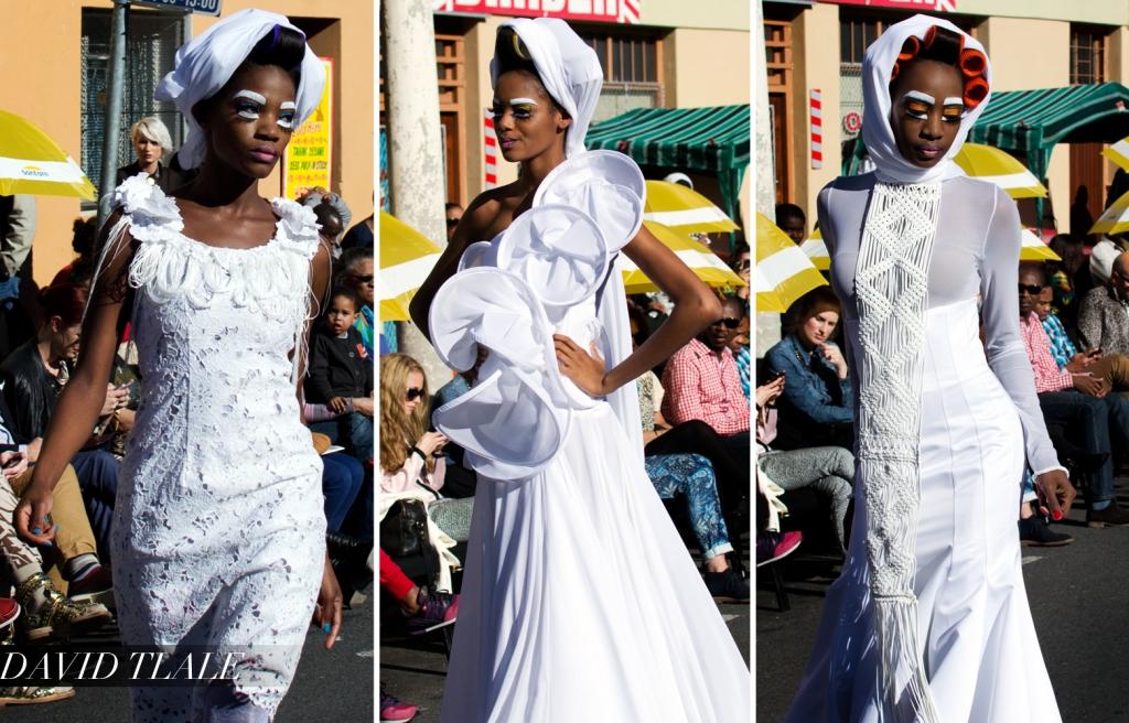 MBFWCT Fashion Week Cape Town - Davin Tlale (Denzil Jacobs)