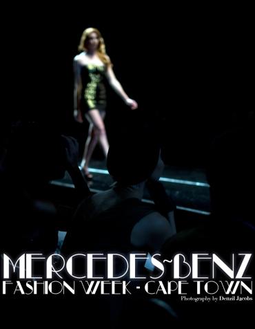 Mercedes Benz AFI Fashion Week Cape Town by Denzil Jacobs