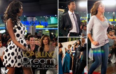 My Top Billing Dream Fashion Show, Jeannie D, Leigh-Anne Williams, Chamendran Naidoo,Lauren Wallett