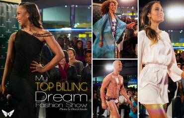 My Top Billing Dream Fashion Show, Lorna Maseko, Jo-Ann Strauss, Jonathan Boynton-Lee, Lynelle Kenned