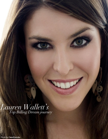 My Top Billing Dream - Lauren Wallett