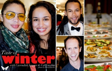 Natalie Becker, Tracey Lange, Sean O, Chad Saaiman, ColCacchio, Cavendish Square