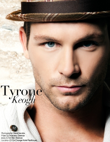 Tyrone Keogh (from MNet The Wild)