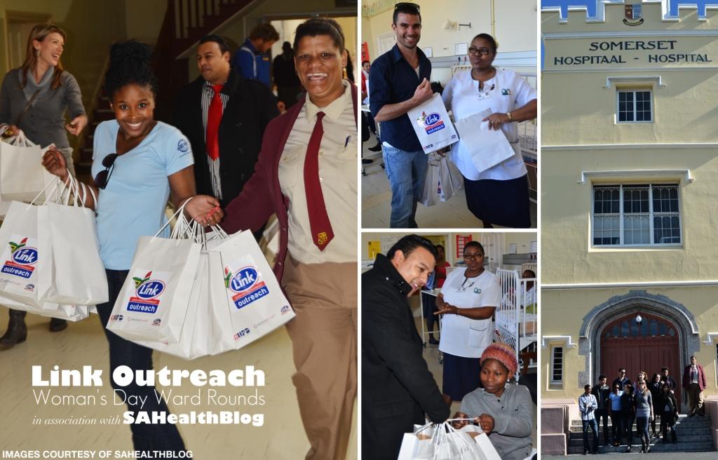 Link Outreach Womans Day 2012 - SAHealthBlog
