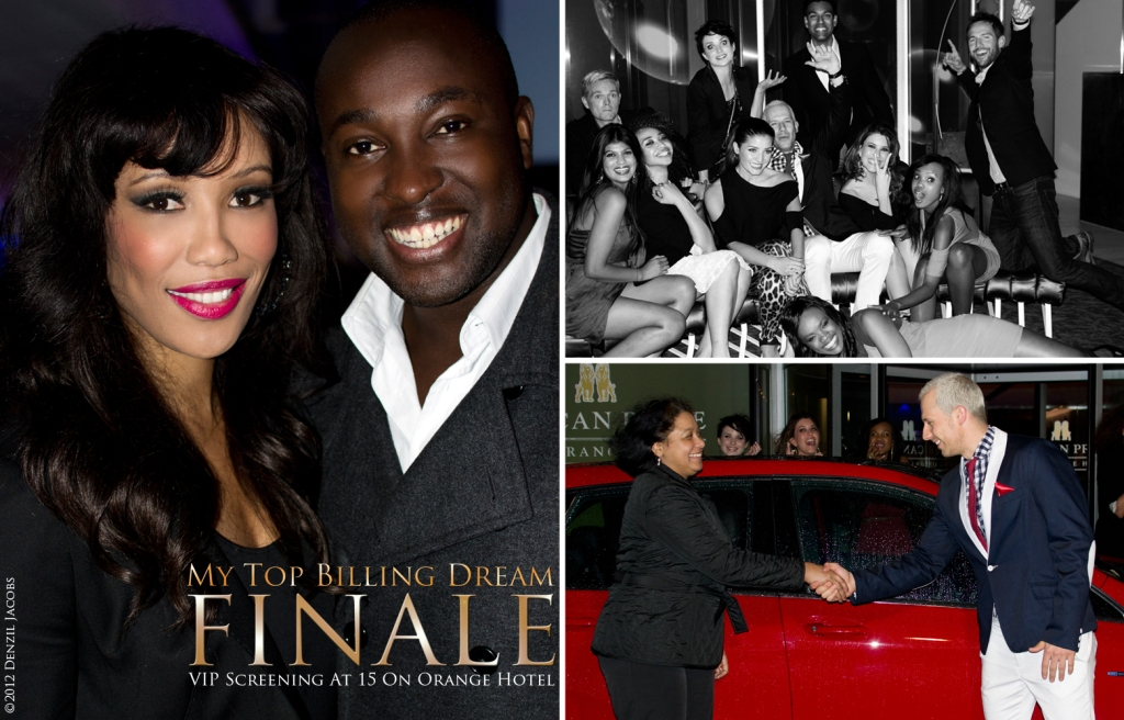 My Top Billing Dream Finale, Janez Vermeiren, Jeannie D, Jonathan Boynton-Lee, Leigh-Anne Williams, Simba Mhere