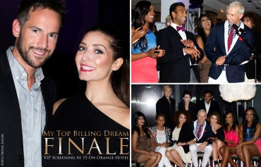 My Top Billing Dream Finale, Janez Vermeiren, Jeannie D, Jonathan Boynton-Lee
