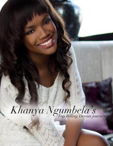 My Top Billing Dream - Khanya Ngumbela (by Denzil Jacobs)