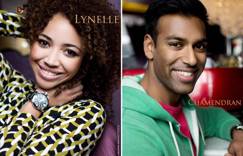 My Top Billing Dream, Lynelle Kenned, Chamendran Naidoo (by Denzil Jacobs)