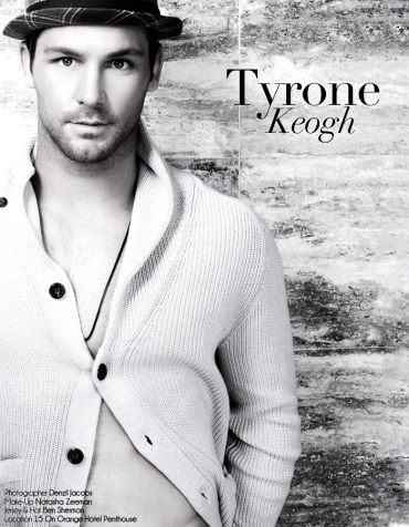 Tyrone Keogh (MNet The Wild) by Denzil Jacobs