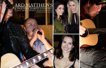 Ard Matthews and Friends, Arno Carstens, Jeannie D, Tracy McGregor, Lisa Cowley, Ross Learmonth (by Denzil Jacobs)