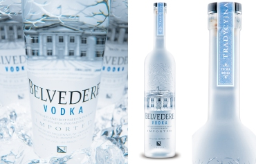 belvedere vodka pure