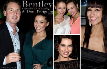 Bentley, Dom Perignon, Jeannie D, Tracy McGregor, Roxy Louw, Lisa Cowley, Tanya Nefdt (by Denzil Jacobs)